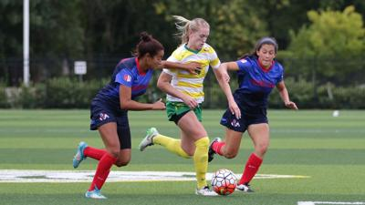 Oregon soccer gets first win of season over Fresno State