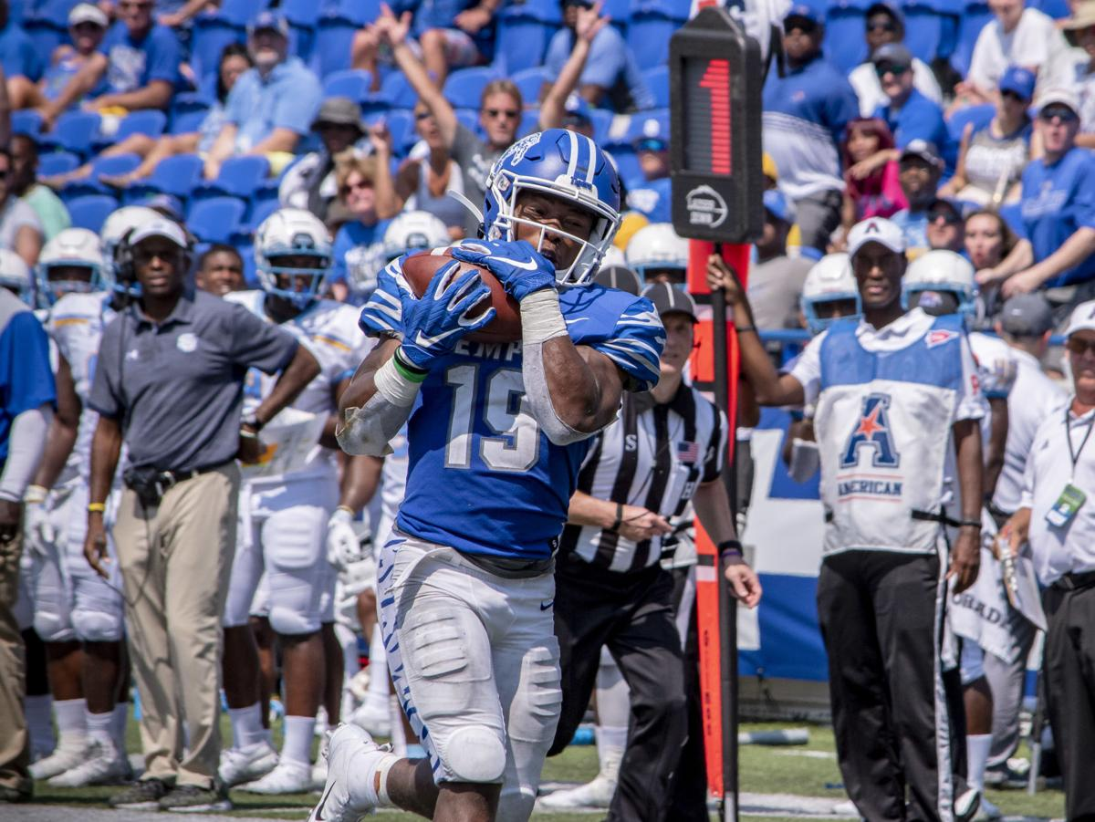 Memphis Football Future In Good Hands With Kenneth Gainwell