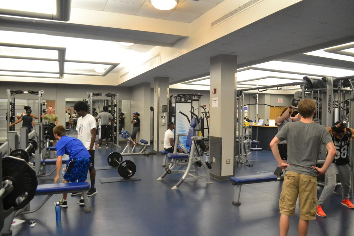 New Rec Center Brings New Workout Areas For Students News
