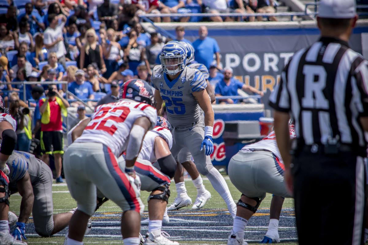 Memphis Football Sets Their Sights To Southern After Opening