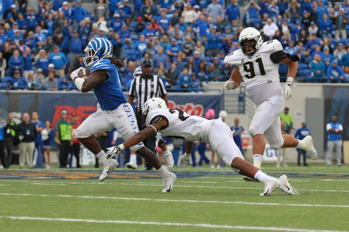 Preview  Memphis football hopes to keep momentum against Tulsa ... 0a1a9c041