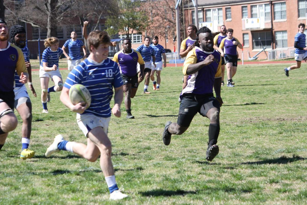 UNA Rugby game photo Number 1