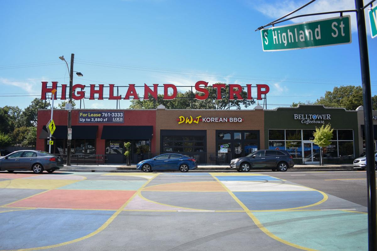 Highland Strip 2