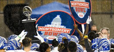 Bowl game win ends season for Tigers