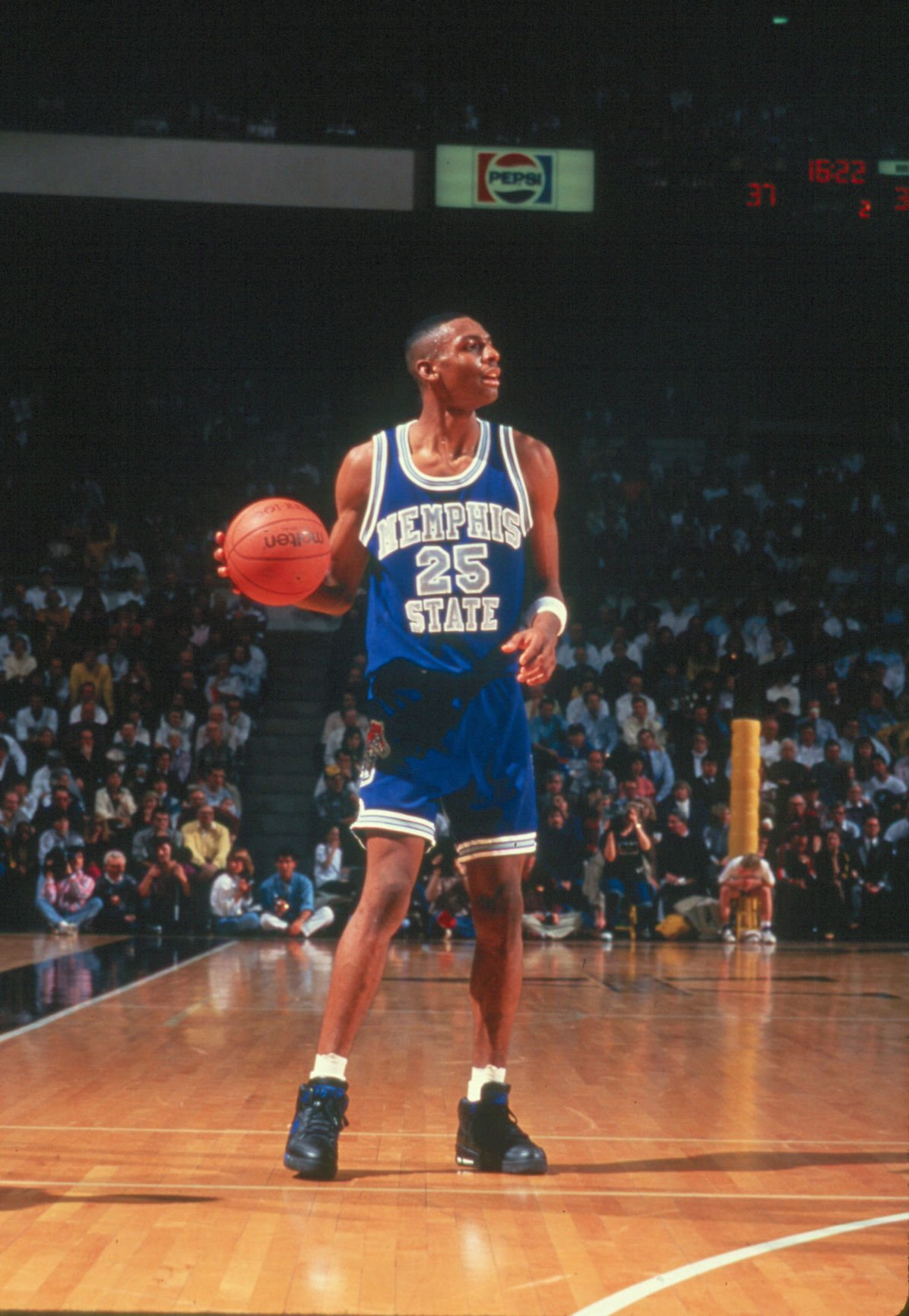 super popular 2dc72 f0491 Penny Hardaway reported to be next Memphis head coach ...
