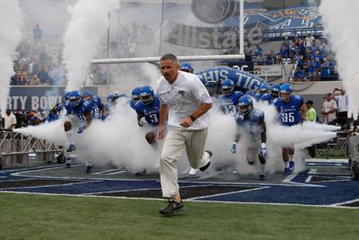 Opinion Mike Norvell Should Leave Memphis For An Sec Job