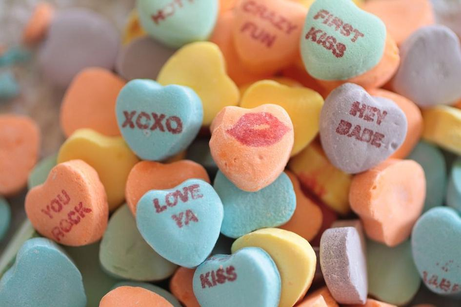Valentine's Day candy hearts discontinued until next year, some students feel upset
