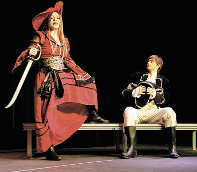 MHS students present action-packed pirate adventure
