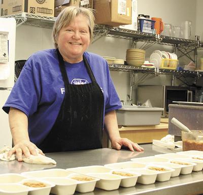Senior meal program promotes independence, health