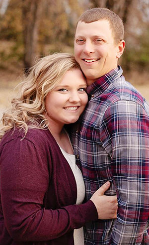 Lembcke, Olson announce engagement