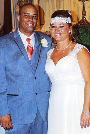 Lembcke, McKeithen wed