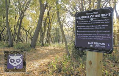Lake Herman offers hikers opportunity to win prize