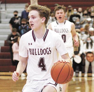 Bulldogs shake off slow start to pick up 64-37 win over Parkston