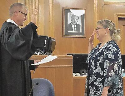Barrick to serve as county auditor