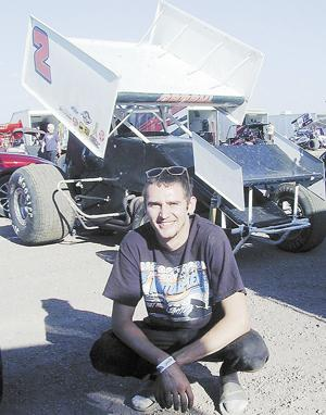 With little help, Opdahl is making a name in racing