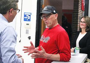 Chester man recognized for community contributions