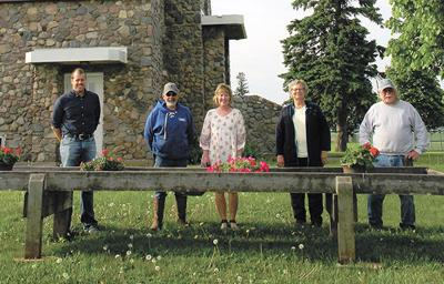 St. Peter on the Prairie benefits when local farmer's name is drawn