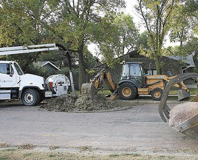 Madison utilities repair water-main break