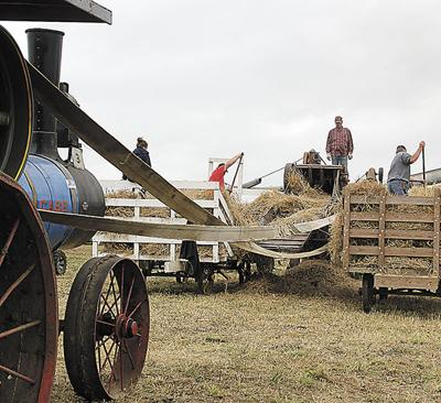 No P.V. Steam Threshing Jamboree