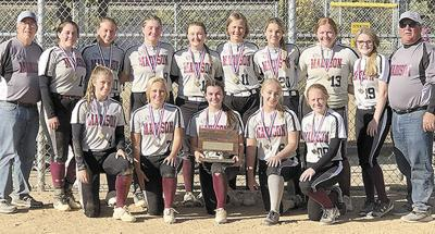Lady Bulldogs second in State B Tournament