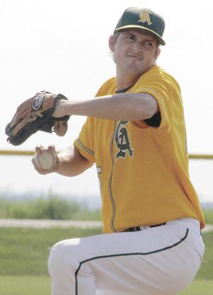 Broncos top Colman A's in Cornbelt League contest