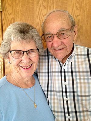 Johnsons to celebrate 60th anniversary