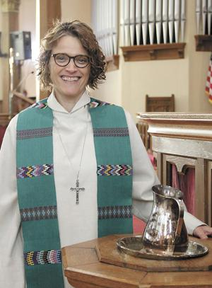 Madison pastor expresses faith by embracing change
