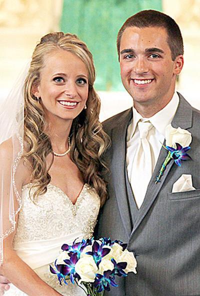 Rowley, Minnaert say vows