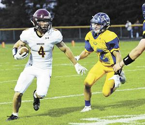 Bulldogs use big second half to top Canton 34-21