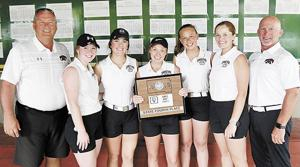 Lady Bulldogs place fourth at State A Meet
