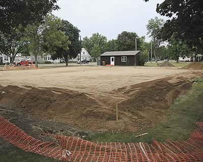 City moves on Memorial Park playground