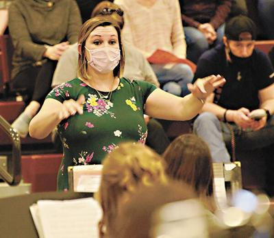 MHS band director accepts position in Sioux Falls
