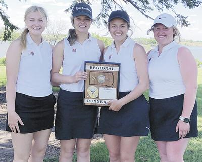 Tigers qualify for girls State B Golf Tournament