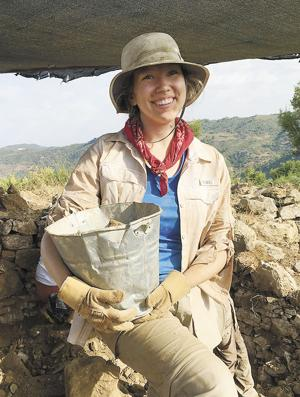 Madison graduate helps unearth story of past