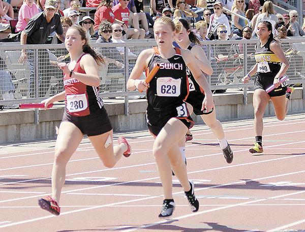 Two Chester relay teams place second at Howard Wood Dakota Relays