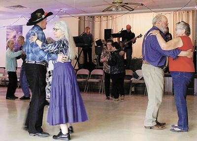 Friday dances resume at Senior Citizens Center