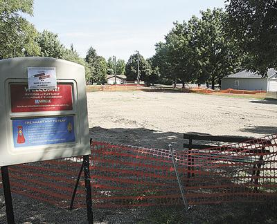 Memorial Park to receive new playground equipment