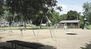 Improvements planned for Memorial Park play area