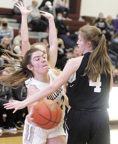 Panthers roll past Madison in regular-season finale