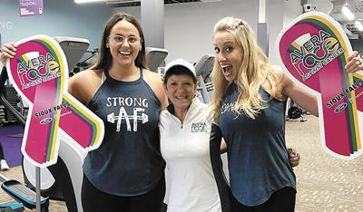 AnyTime Fitness forms team for Avera Race Against Cancer