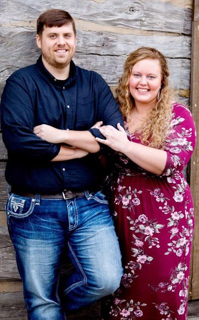 Ashley Currey of Madison and Matthew Brue of Wakonda announce their upcoming marriage