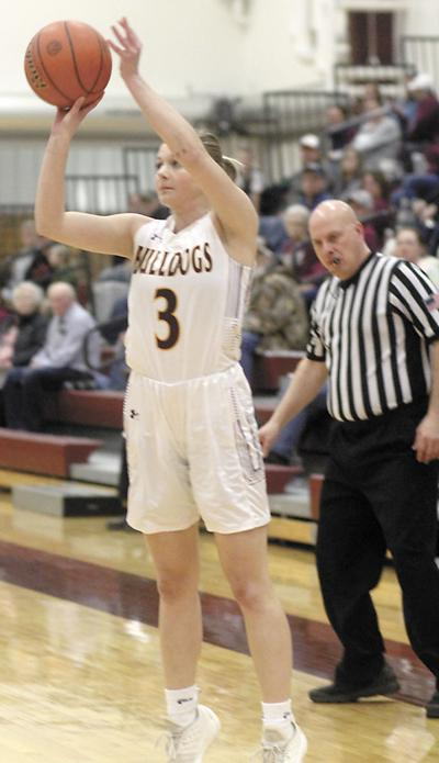 Leighton powers Lady Bulldogs past Dell Rapids