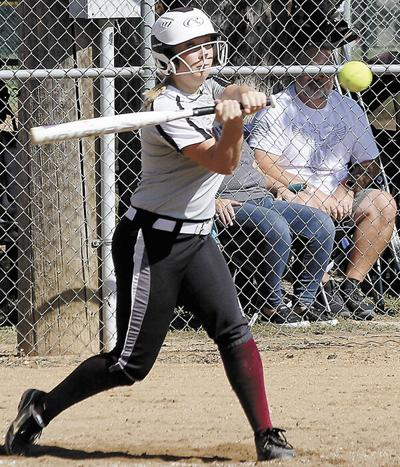 Lady Bulldogs remain hot on the diamond