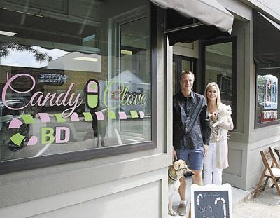 Candy Clove CBD, C9 Computing establish stores on Egan Ave.