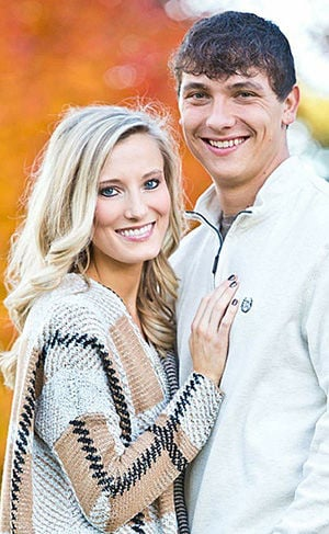 Clement, Finck engaged