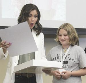 Noem tells CybHER campers to embrace opportunities