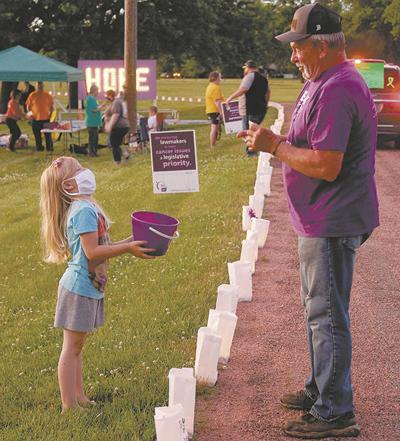 Relay for Life raises $6,037.75 in Lake County