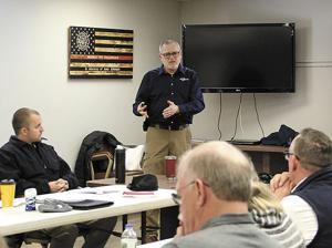 Local officials prepare for possible flooding