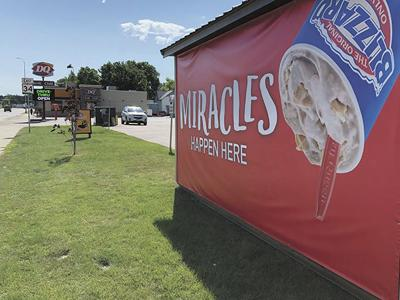 Dairy Queen fund-raiser has new look, new name