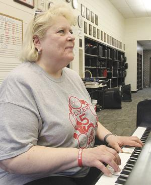 Teacher inspired students to love music for 30 years
